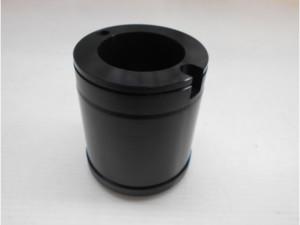 ボスインナー自動車部品の亜鉛メッキ3価黒色クロメート加工事例