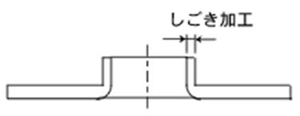 No.34-2 しごきバーリング